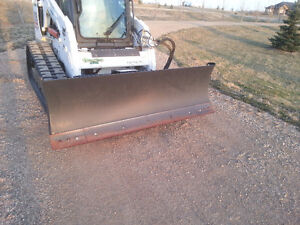 "Bobcat 80"" 6-way Dozer Blade attachment"