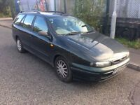 1997 fiat marea 1.6 SX weekend estate with towbar.. mot and taxed. Drive away bargain