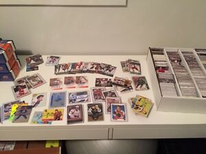 Lot of approx 3000 hockey cards - many rare and unique