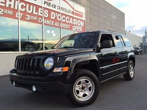 Jeep Patriot FWD 4dr north  2012