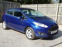 2014 Ford Fiesta Zetec 5 Door Hatchback Petrol Manual