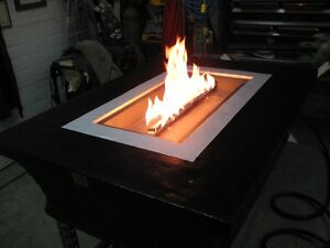 CANVAS Windermere Outdoor Fire Table