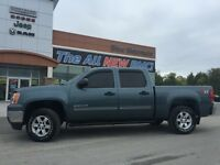 2010 GMC Sierra 1500 SLE 4X4 LOCAL TRADE ACCIDENT FREE