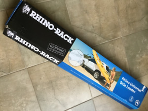 Rhino Rack universal Side Loader Rack / Canoe / Kayak ,NEW