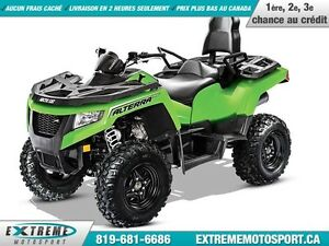 2017 Arctic Cat Alterra TRV 500 37,26$/SEMAINE