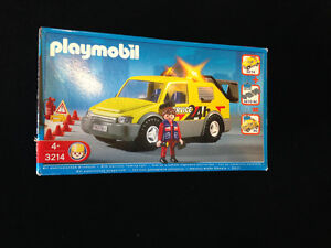Playmobile 3214 Rare Service Truck with Lights London Ontario image 1