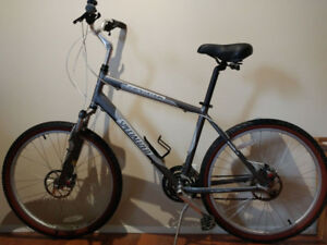 "Excellent Cond. High End Aluminum Specialized 26"" 24 Speed Bike"