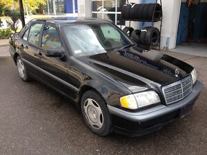 1998 Mercedes-BenzC230 4Cyl! Very Economical