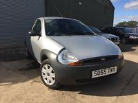 Ford ka 1.3 41,000 miles mot April 2017 £550
