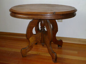 Antique Oval Table ca.1875