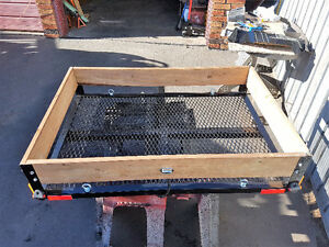 Custom Made Cargo Carrier $250