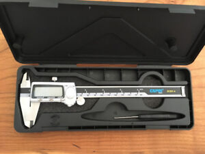 Capri Tools DC201-6 Digital Caliper (like new)