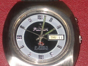 Montre/watch  Ricoh 21 jewels automatic like new!