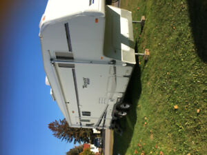 2008 fifth wheel for sale