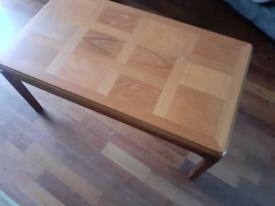 Vintage Nathan coffee table