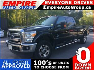 2013 FORD F-350 SUPER DUTY XLT * 4WD * POWER GROUP