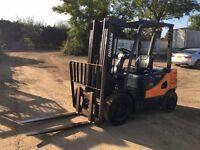 Forklift truck 2.5t