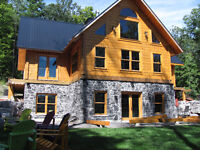 Log & Timberframe Home Builder & Specialist