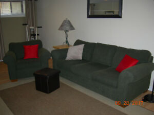 BAUHAUS COUCH (3seater) & ARMCHAIR