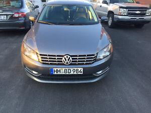 2013 Volkswagen Passat Sedan