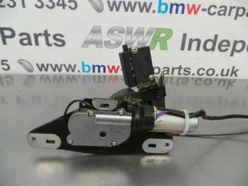 BMW E39 5 SERIES  Boot/Tailgate Catch 8168892/8362371