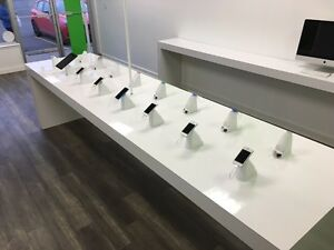 We have iPhones, iPads and Androids for sale!! We also repair!!