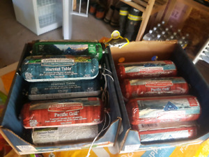 Variety of dog food / treats going cheap!