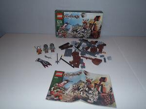 LEGO castle 7040 complet boite et livret