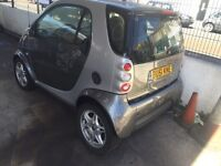 Smart CITY-COUPE 2001 spares or repairs only £299