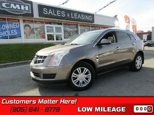 2011 Cadillac SRX Luxury   Leather Seats, Sunroof, Power Lift Ga