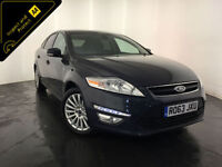 2013 63 FORD MONDEO ZETEC BUSINESS EDITION 1 OWNER FORD HISTORY FINANCE PX
