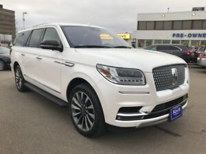 2018 Lincoln Navigator L Select