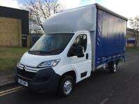 2015 Citroen Relay 2.2 HDI 35 L3 Curtainside Curtain Manual Curtain Side