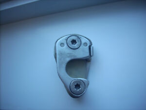 FIAT 124 L/S SPIDER DOOR STRIKER PLATE FOR SALE