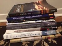 NSCC business admin 1st year books