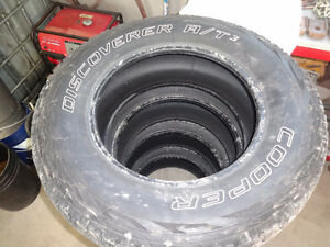 4 Tires   275 65R18