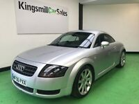 Audi TT 1.8 T COUPE 190PS (silver) 2006