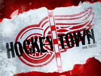 DETROIT RED WINGS 2015-16 TICKETS - GREAT CHEAP PRICES!
