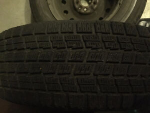 205 70 R15 Summer and winter tires for sale West Island Greater Montréal image 5