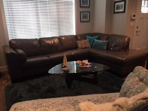 Scan Design 625 Leather Sectional