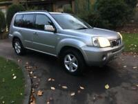 2005 Nissan X-Trail 2.2dCi 136 SVE 12 MONTHS WARRANTY AVAILABLE