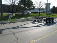 2015 Excalibur Galvanized Boat Trailers - Made in Canada