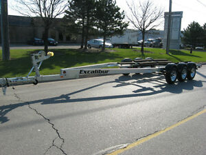 2016 Excalibur Galvanized Boat Trailers - Made in Canada