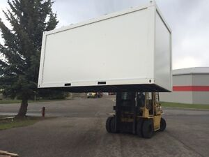 Strong-Stor Mobile Storage Units ~ roll-up door, steel-framed Regina Regina Area image 9