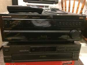 Pioneer Elite VSX-05 Receiver (7.1 Home Theater System)