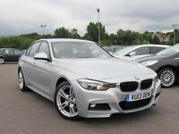 2013 BMW 3 SERIES 320d M Sport Step Auto Leather Bluetooth 1 Owner