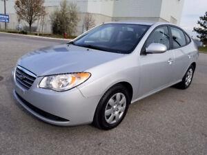 2009 Hyundai Elantra GL Sedan CERTIFIED+ 1 YEAR FREE WARRANTY