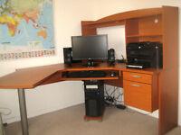 Bureau d'ordinateur Bestar