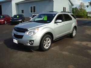 2010 CHEVROLET EQUINOX AWD 4DR $7500 TAX'S IN CHANGED INTO NAME