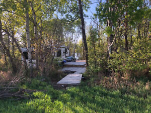 Deep Woods RV Campground Lot/RV for Sale